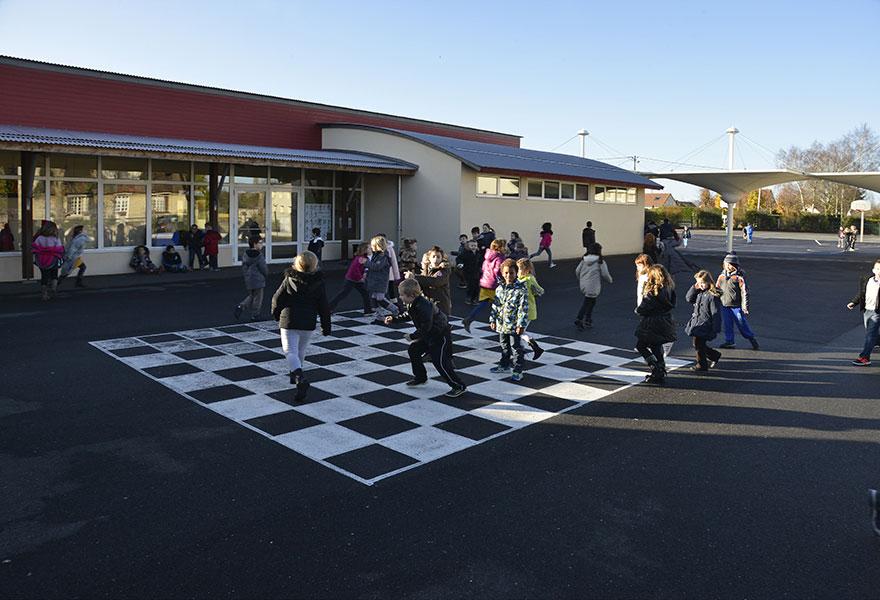 école primaire mairie bellengreville